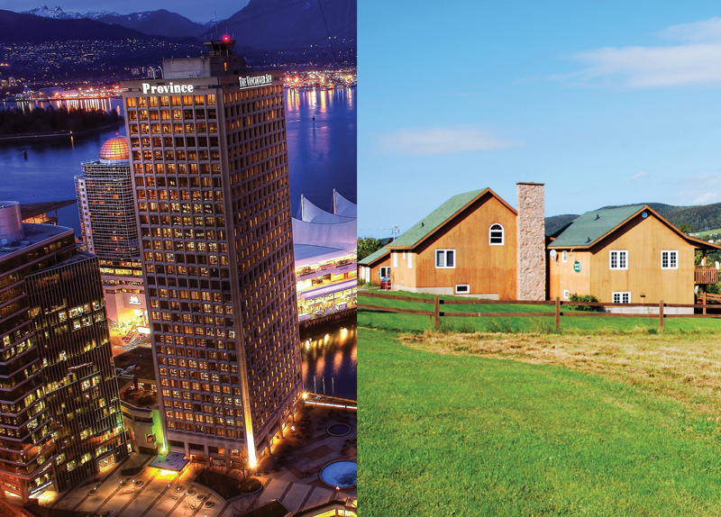 Which is better to live in: the countryside or city??