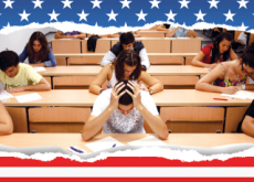 SAT, the National College Entrance Exam in the U.S.A. - Culture