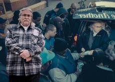 The Homeless Hero - People