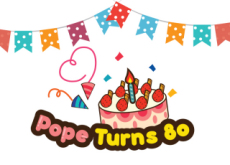 Pope Turns 80 - Hot Issue