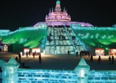 Harbin Int'l Ice Festival - World News