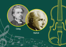 Classical Music Series: Grieg And Bart?k - Classical Music