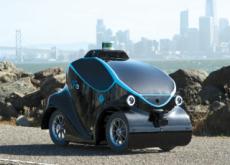 Self-Driving Robot Cars In Dubai - World News