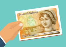 The New Jane Austen £10 Note - World News
