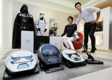 Star Wars Vacuum Cleaners - National News