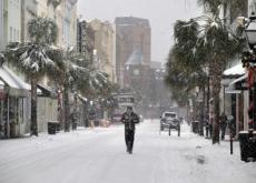 Snow In Florida - World News