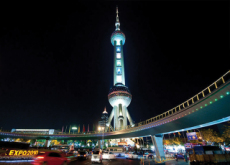 Oriental Pearl Radio & TV Tower - Places