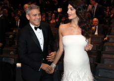 The Clooneys Donate $100,000 To Help Migrant Children - Entertainment