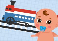 An Unexpected Train Birth - World News