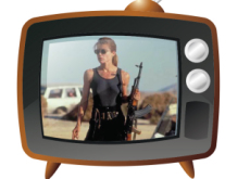 Linda Hamilton Returns As Sarah Connor - Entertainment