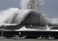 Typhoon Jebi - World News