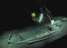 Discovering The Oldest Intact Shipwreck - Science