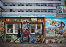 Berlin's East Side Gallery - Places