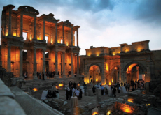 Library of Celsus - Places