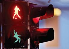 Elvis Presley Traffic Lights - World News