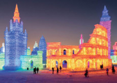 Harbin International Ice And Snow Sculpture Festival - World News