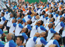 International Day of Yoga - History