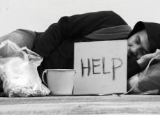 A Man Homeless for a Decade Finds a New Home - World News