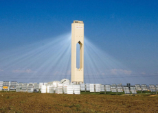 Brilliant New Solar Plant to Curb Carbon Emissions - Science