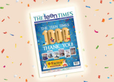 The 1,000th Issue of 'The Teen Times' - National News