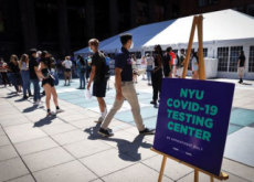 U.S. Universities Are Suspending Students Who Ignore COVID-19 Prevention Guidelines - World News