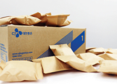CJ Logistics' Eco-Friendly Packaging Materials - National News