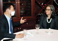 Korean-American Lawmaker Wears Hanbok - World News