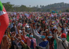 Myanmar Coup - World News