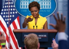 A Historical White House Briefing - World News