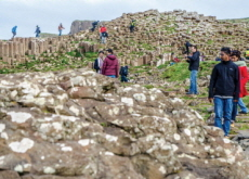 The Giant's Causeway - Places