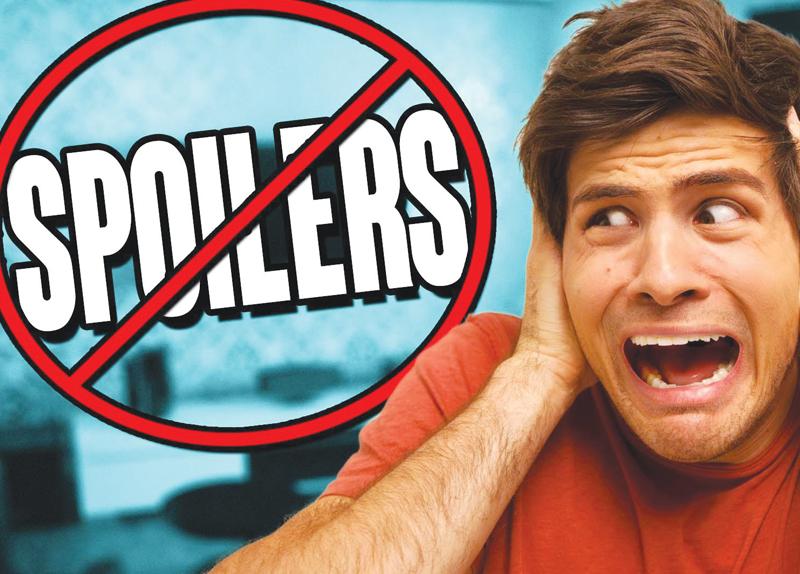 Should we ban spoilers?