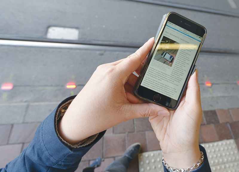 Crossing the Street is Safer for Texters