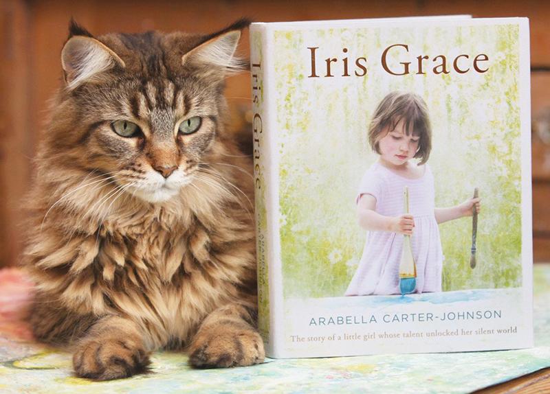 Amazing Iris Grace3