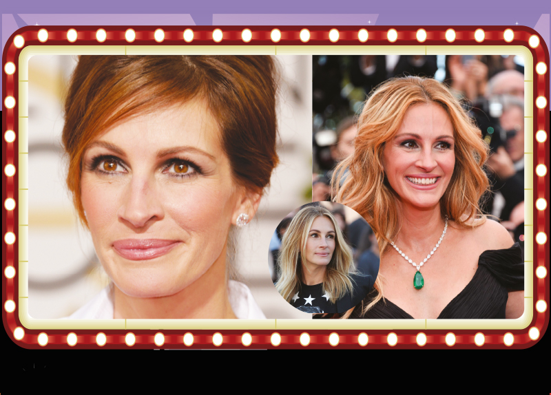 Hollywood Star Julia Roberts0