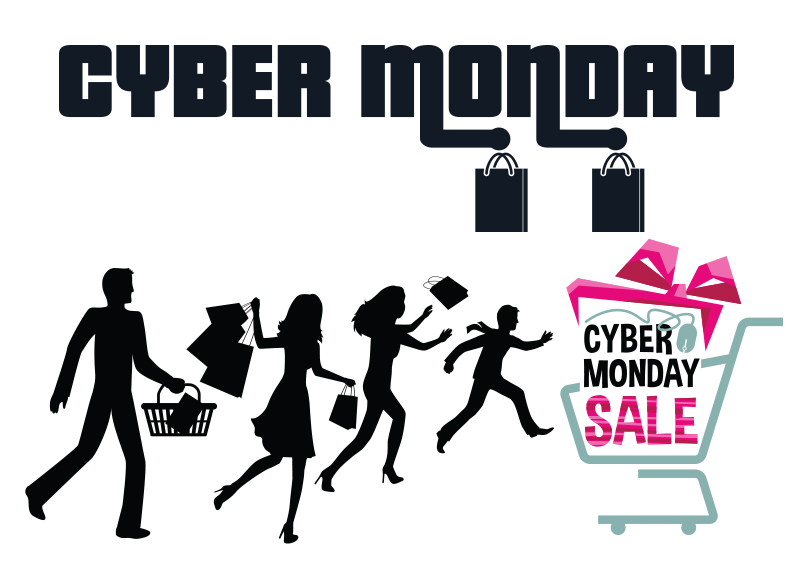 Cyber Monday Is Back!0