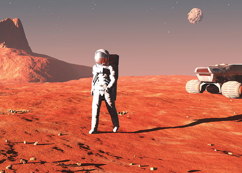 Is Flying To Mars A Waste Of Time And Money?