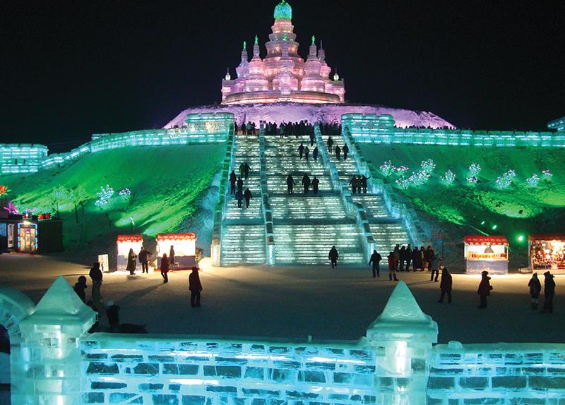 Harbin Int'l Ice Festival0