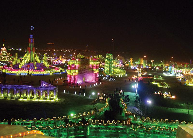 Harbin Int'l Ice Festival3
