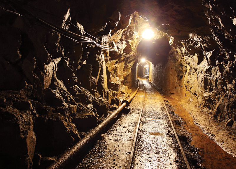 Discovery Of The Largest Gold Mine2