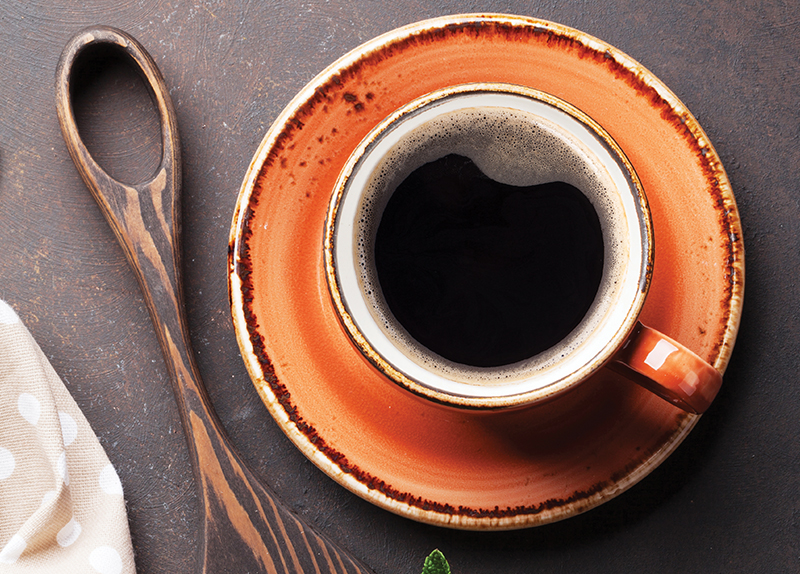 High Coffee Consumption May Be Healthy0