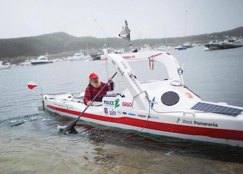 Crossing The Atlantic Ocean In A Kayak