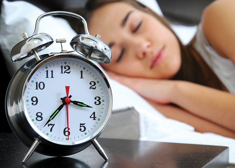 sleep deprivation can lead to a lifetime of poor health