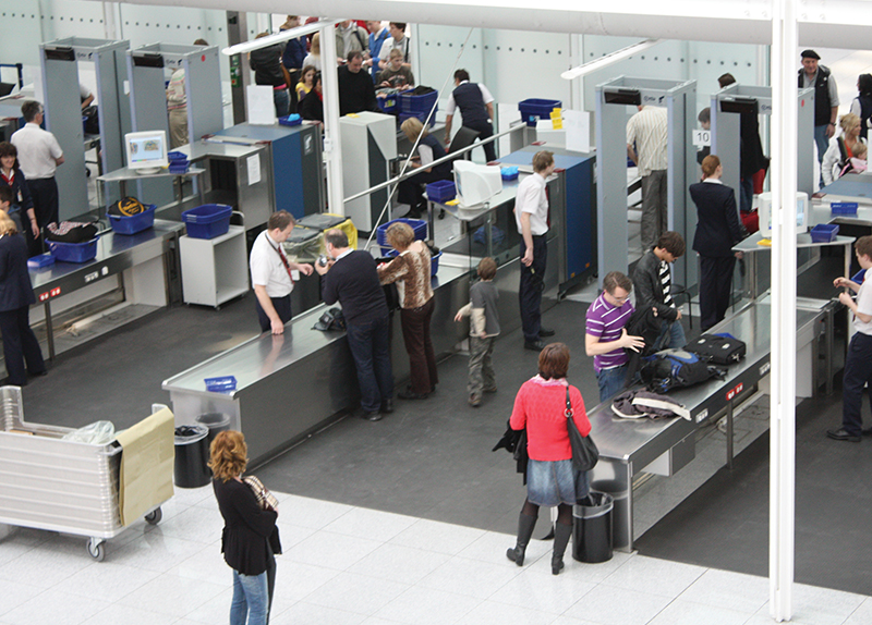 Should Airport Security Be As Invasive?