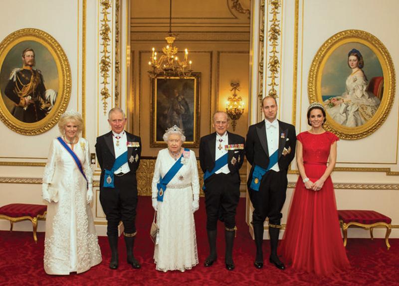 A British Royal Family Christmas0