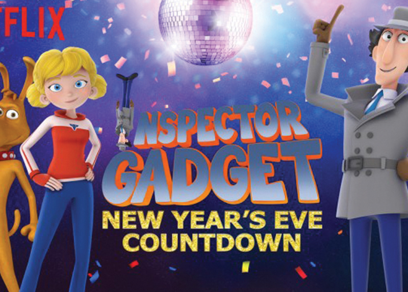 New Year Countdowns on Netflix For Happy Kids And Parents