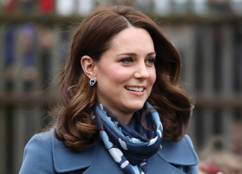 Kate Middleton Donates Her Hair0
