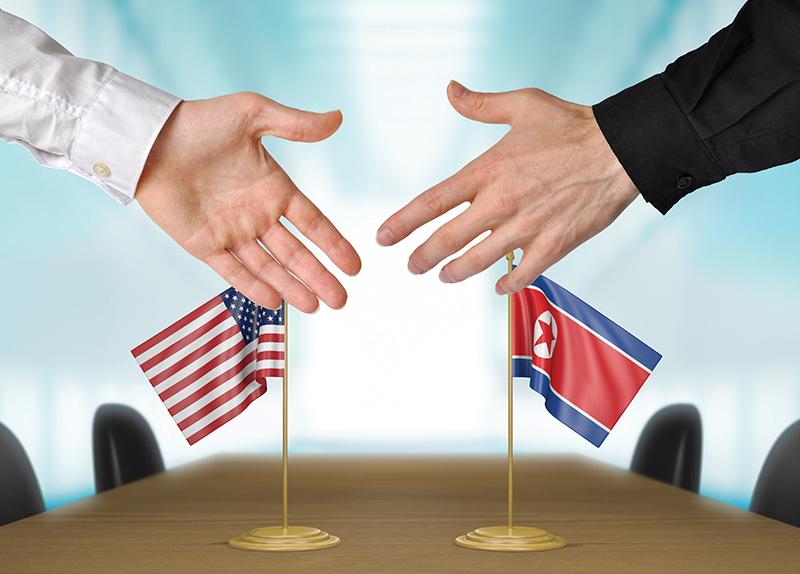Donald Trump And Kim Jong-un Set To Meet0