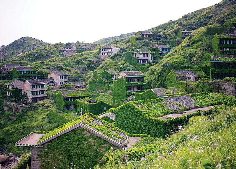 The Forgotten Village Of China0