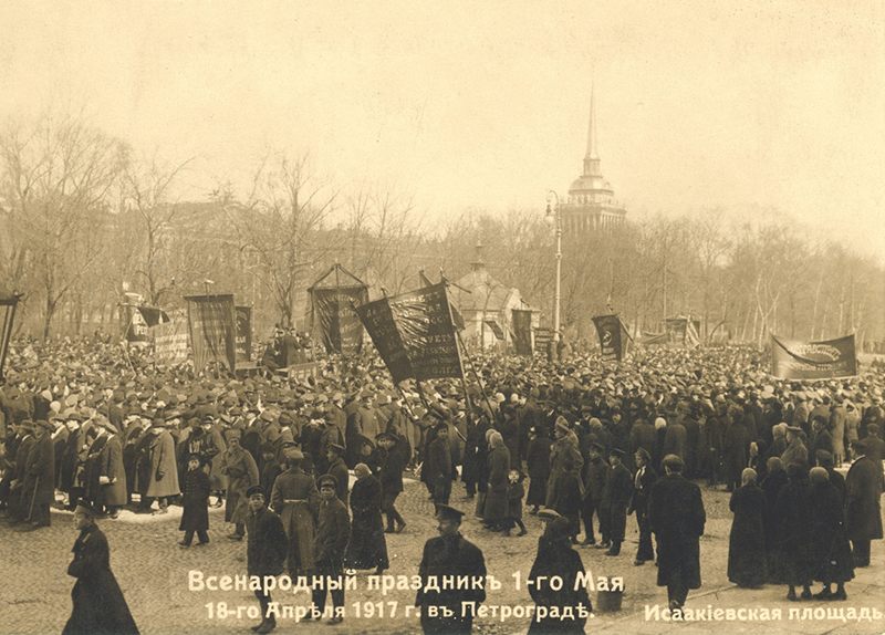 The Impact Of World War I On The Russian Revolution0