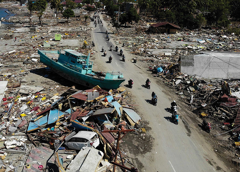 Indonesia's Natural Disasters
